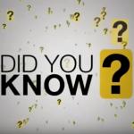 Mundo de la sobreinformación. Did You Know Shift Happens?
